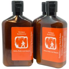 Caveman Apothecary Beard, Body and Hair Wash