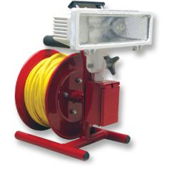 Cord Reel Light