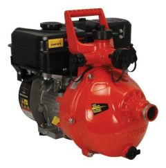 Davey 6.5 HP Double Impeller Briggs & Stratton OHV Vanguard Portable Pump