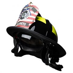 F18 Traditional Firefighter Helmet
