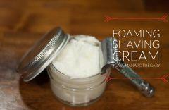 Caveman Apothecary Shaving Cream