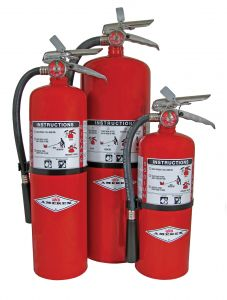 Regular B:C Fire Extinguisher