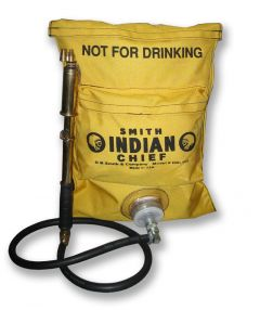 Indian Chief Dual Bag Fire Pump