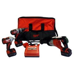 Milwaukee M 18 Kit 4