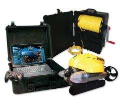 P4 CD 300BASE ROV System