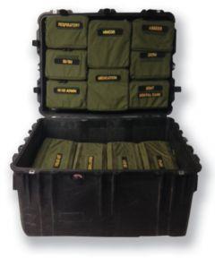 Maddox Stocked Rugged Operational Casualty Kit (ROCK)