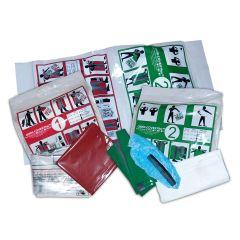 SECUR-ID™ Decon Combo Kit