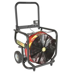 Valor Series Variable Speed Electric PPV Fan