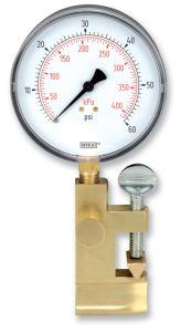 Flow Pressure Gauge