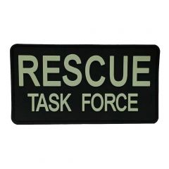 Rescue Task Force PVC Patch