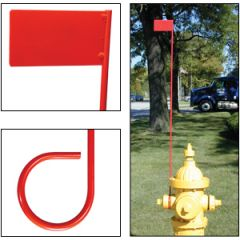 Hydrant Flags