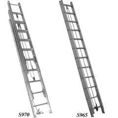 Aluminum Section Ladder
