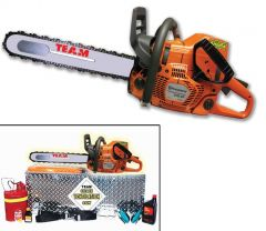 SHARK II Chainsaw, Kits, Accessories