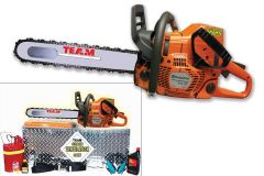 SHARK III MAX Chainsaw, Kits, Accessories