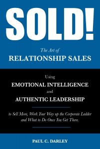Pre-Order Special Signed Copy of SOLD! The Art of Relationship Sales