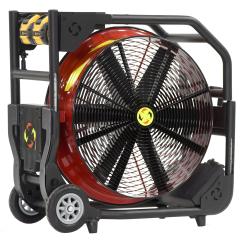 "20"" PPV Variable-Speed Battery Fan - Milwaukee Battery"