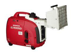 EU2000 Honda Generator w/ 500W quartz Lamp head kit