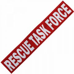 Rescue Task Force Patches