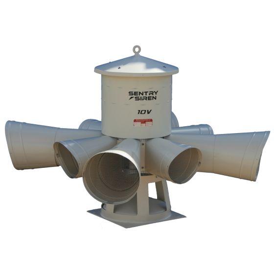 10-HP Sirens w/Horns