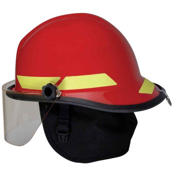 FX Series Fire Helmet - Fiberglass