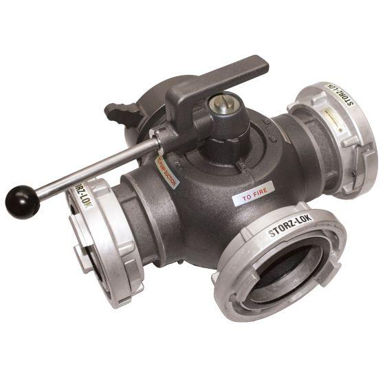 LDH Hydrant Valve