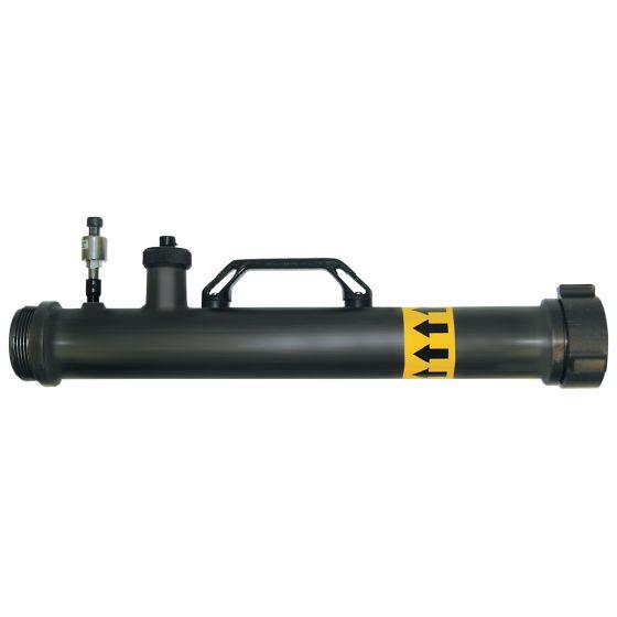 Portable Flow & Pressure Meter