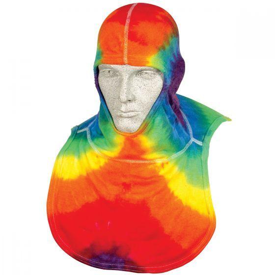 Tie Dyed Pac II Hood
