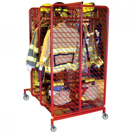 Double-Sided Mobile Red Rack™