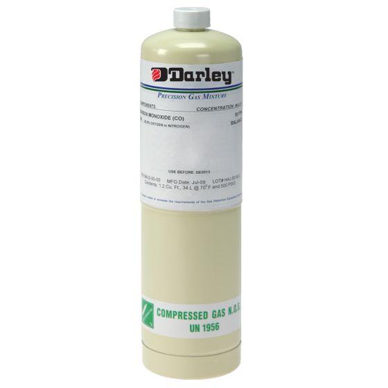 34 Liter Steel Cyl. Sensit® Gas Mix (Methane)