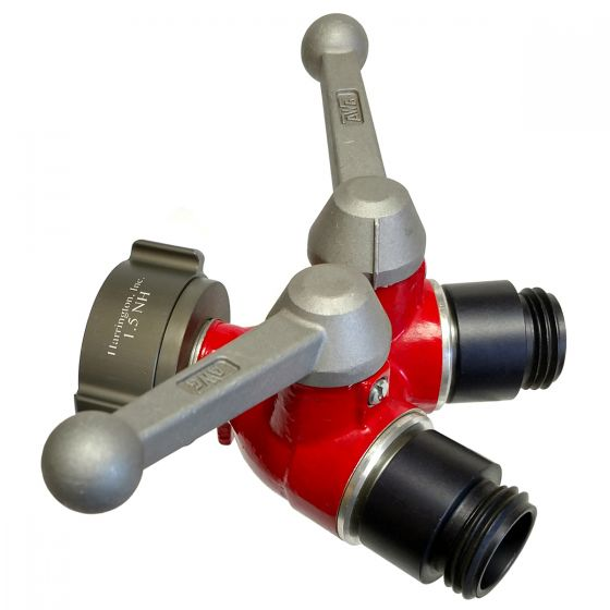 Small 2-Way Forestry Ball Valve