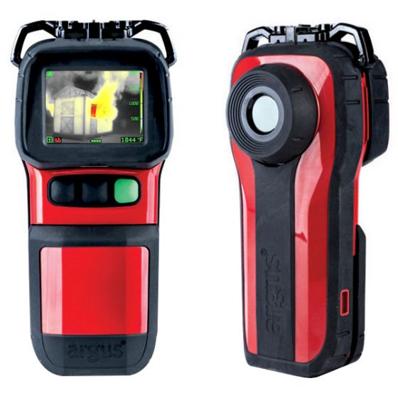 320Mi-TIC 3 Button 30 hz Thermal Imager front and back