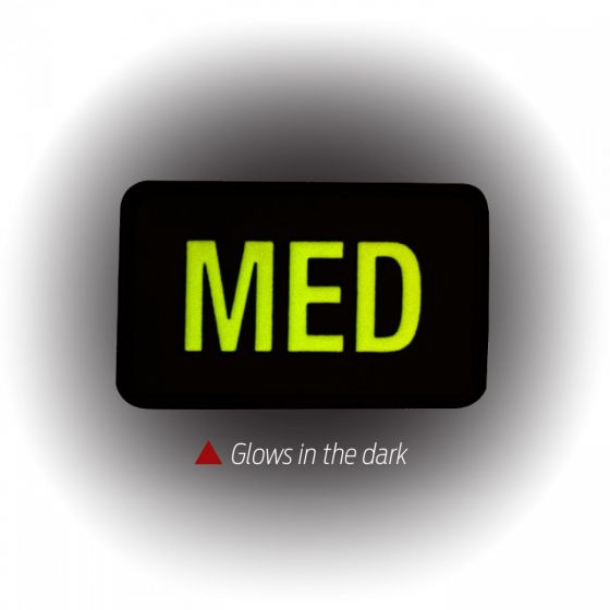 Luminous MED ID Patch