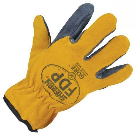 Pigskin NFPA Gauntlet Fire Gloves