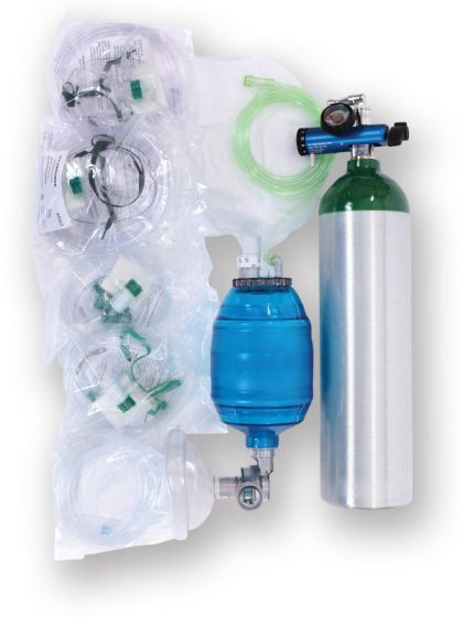 Oxygen Bag Initial Stock