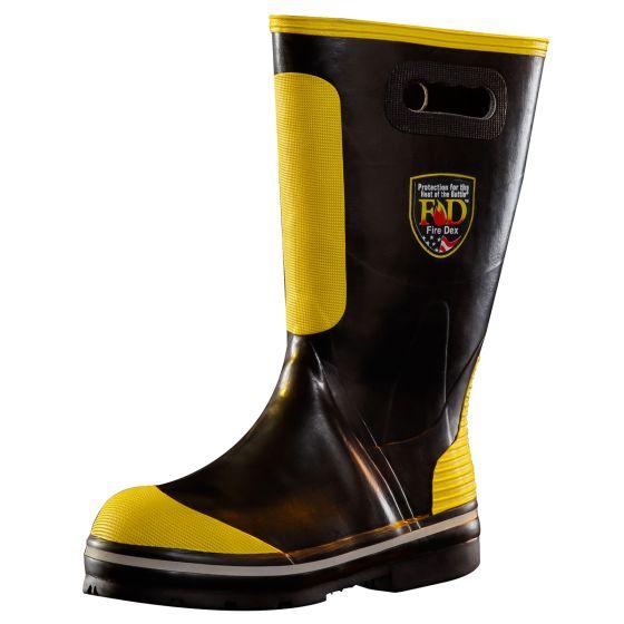 Fire-Dex FDXR-100 Rubber Boot - eDarley.com