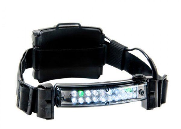 FoxFury Command 20 Fire Helmet Light