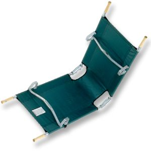 Easy-Fold Aluminum Stretcher