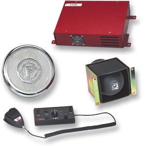 e-Q2B Electronic Siren