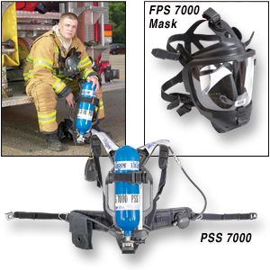 Drager AirBoss® SCBA
