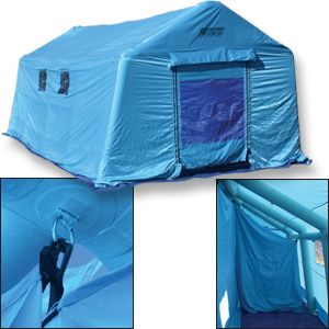 FSI Decontamination Shelters/Showers