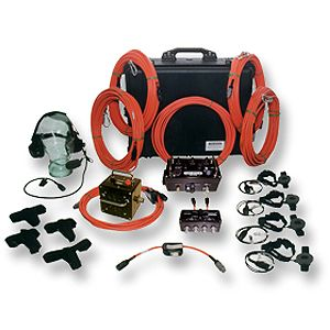 Rescue Kit 1 with Power Talk Box