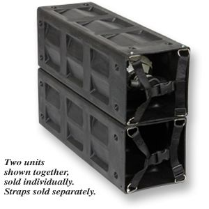 Plastic Air Cylinder Storage Rack