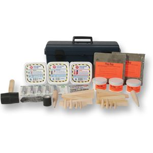Wedges, Putty & Stop- It (WPS) Spill Control Kit