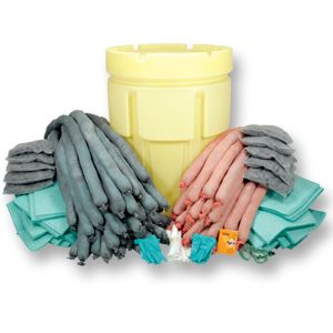 Poly Drum Spill Kits