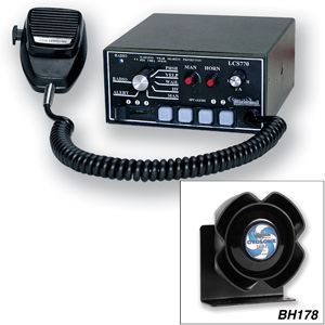 Siren/Speaker Package