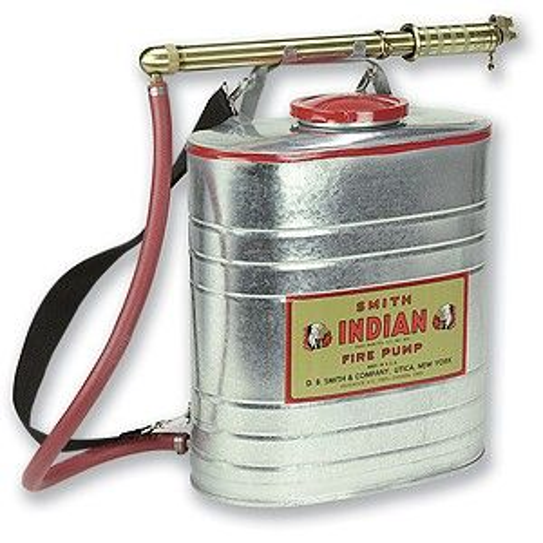 Indian Fire Pump
