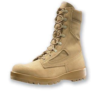 Hot Weather Combat Boots