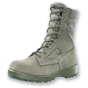 Wateproof Combat USAF Boots