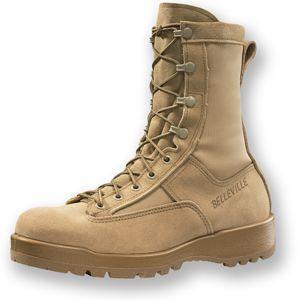 Waterproof Insulated Combat Boots