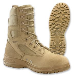 Hot Weather Tactical Safety Toe Boots